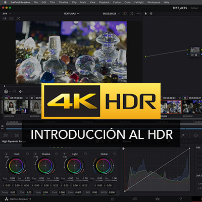 Curso Online HDR